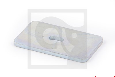 014.130.0001 RETAINER PLATE,BATTERY