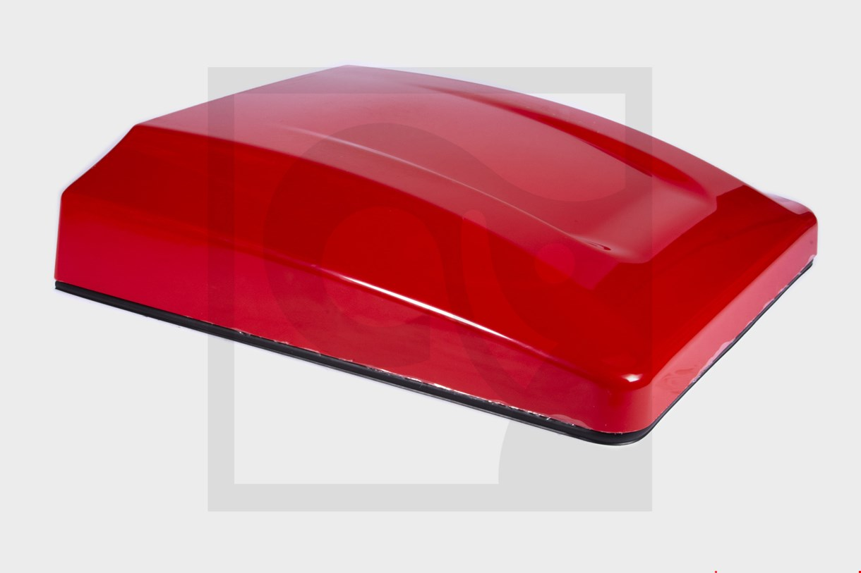 018.300.0021 BONNET - RED